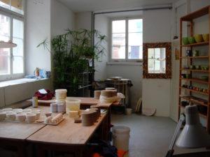 2. Atelier Wassergasse, gegen Norden