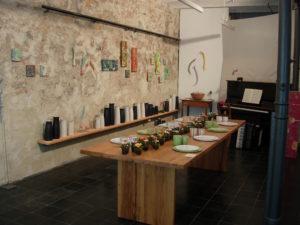 Ausstellung fato a casa, Kupfergasse Rheinfelden 2012