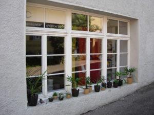 2. Atelier Wassergasse Schaufenster